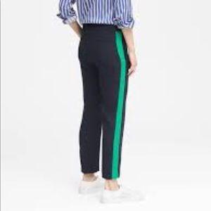 Banana Republic Avery Tuxedo Pants - Size 8 NWT